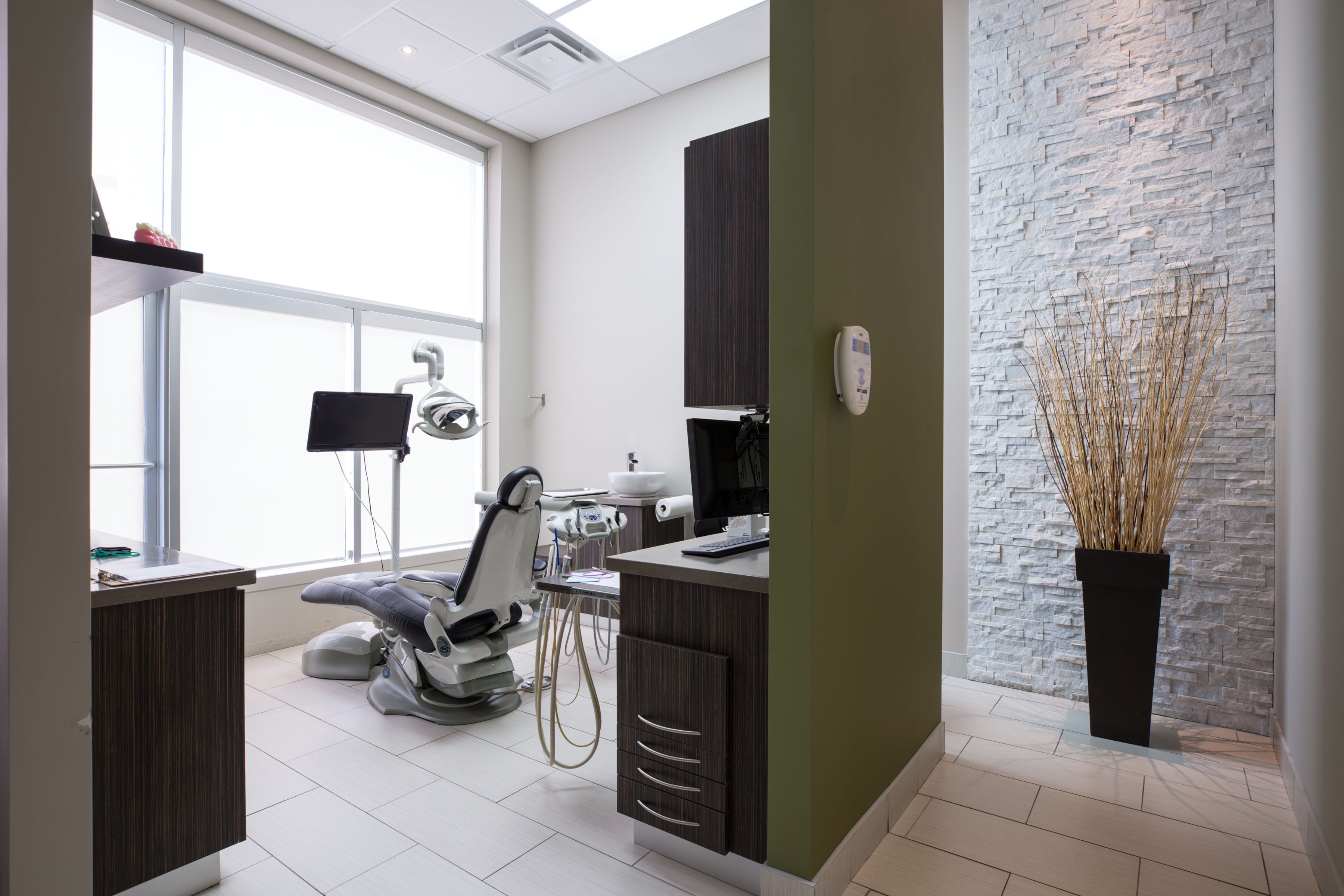 By The Lake Dental - Ajax dental office.